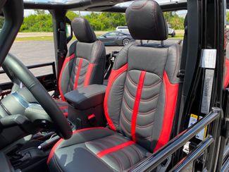2020 Jeep Wrangler Unlimited BACK WIDOW CUSTOM SAHARA NAV LEATHER ALPINE  Plant City Florida  Bayshore Automotive   in Plant City, Florida