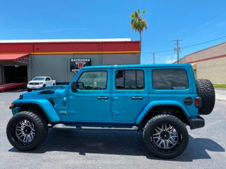 2020 Jeep Wrangler Unlimited BIKINI CUSTOM SAHARA LIFTED HARDTOP NAV ALPINE  Plant City Florida  Bayshore Automotive   in Plant City, Florida