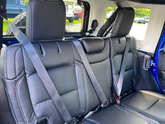 2020 Jeep Wrangler Unlimited OCEAN CUSTOM LIFTED LEATHER NAV ALPINE HARDTOP  Plant City Florida  Bayshore Automotive   in Plant City, Florida