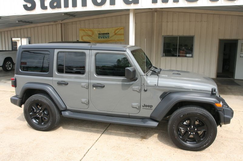 2020 Jeep Wrangler Unlimited Sport Altitude in Vernon Alabama