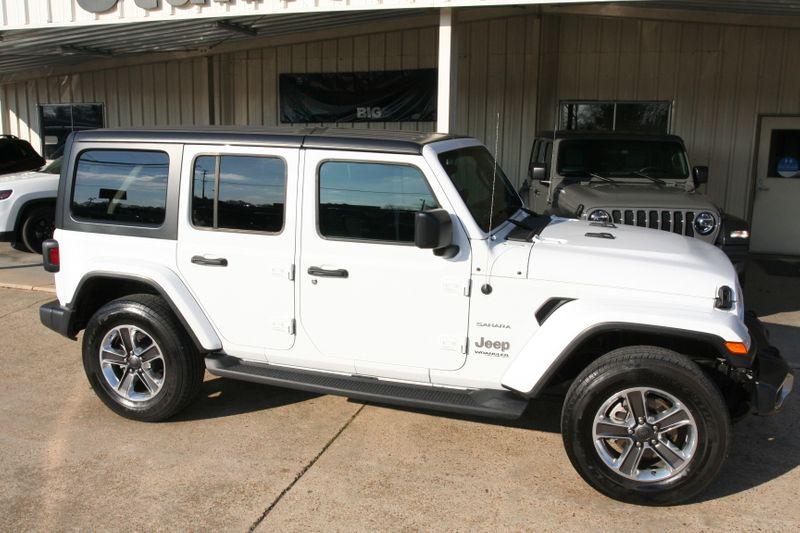 2020 Jeep Wrangler Unlimited Sahara in Vernon Alabama