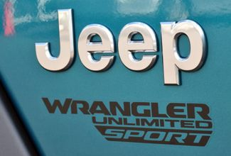 2020 Jeep Wrangler Unlimited Sport S Waterbury, Connecticut 10