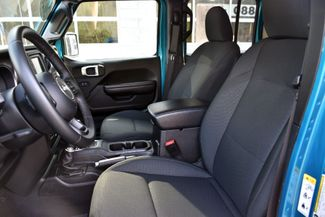 2020 Jeep Wrangler Unlimited Sport S Waterbury, Connecticut 13