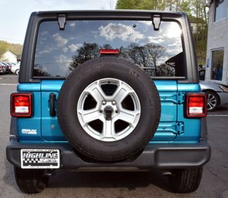 2020 Jeep Wrangler Unlimited Sport S Waterbury, Connecticut 4