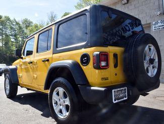 2020 Jeep Wrangler Unlimited Sport S Waterbury, Connecticut 3