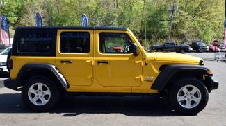 2020 Jeep Wrangler Unlimited Sport S Waterbury, Connecticut 6