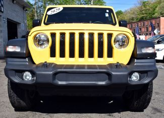 2020 Jeep Wrangler Unlimited Sport S Waterbury, Connecticut 8