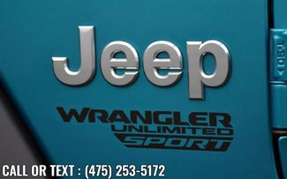 2020 Jeep Wrangler Unlimited Sport S Waterbury, Connecticut 9