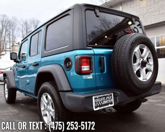 2020 Jeep Wrangler Unlimited Sport S Waterbury, Connecticut 2