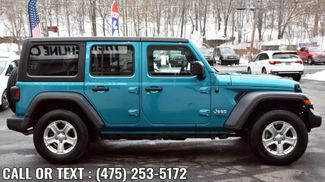 2020 Jeep Wrangler Unlimited Sport S Waterbury, Connecticut 5
