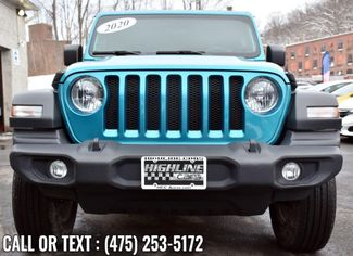 2020 Jeep Wrangler Unlimited Sport S Waterbury, Connecticut 7