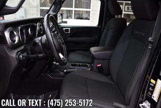 2020 Jeep Wrangler Unlimited Sahara Waterbury, Connecticut 9