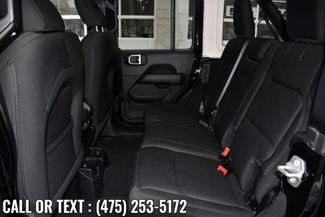 2020 Jeep Wrangler Unlimited Sahara Waterbury, Connecticut 10