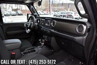 2020 Jeep Wrangler Unlimited Sahara Waterbury, Connecticut 14