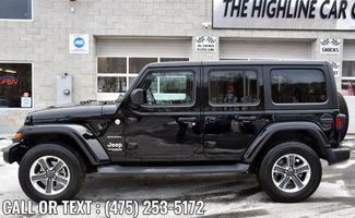 2020 Jeep Wrangler Unlimited Sahara Waterbury, Connecticut 1
