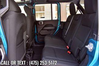 2020 Jeep Wrangler Unlimited Sahara Waterbury, Connecticut 12