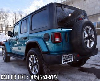 2020 Jeep Wrangler Unlimited Sahara Waterbury, Connecticut 3