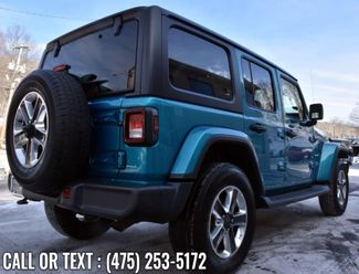 2020 Jeep Wrangler Unlimited Sahara Waterbury, Connecticut 5
