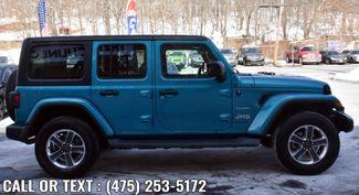 2020 Jeep Wrangler Unlimited Sahara Waterbury, Connecticut 6