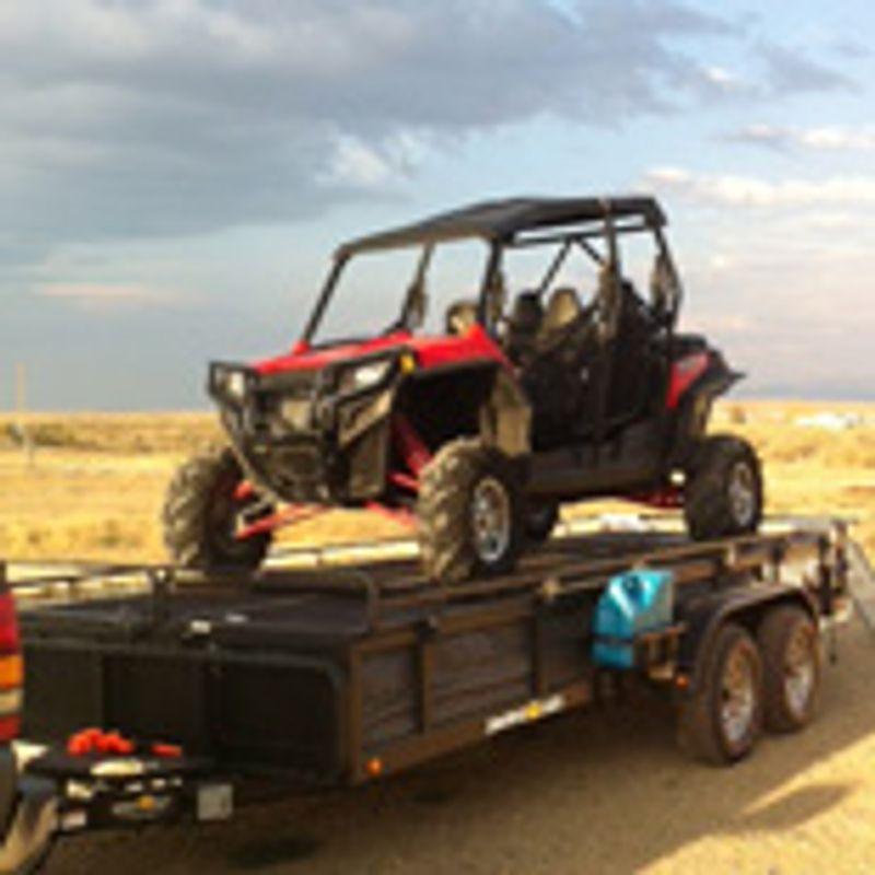 2020 Jumping Jack 6x12x12  BlackOut in Mesa, AZ
