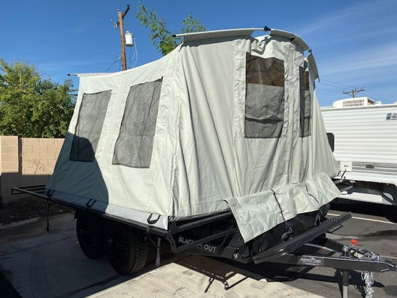 2020 Jumping Jack 6x12x8 BlackOut  in Mesa, AZ