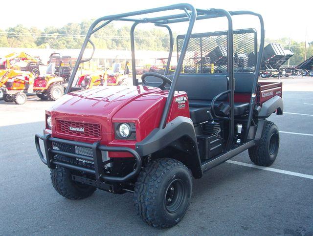 2020 Kawasaki Mule 4010 Trans 4x4