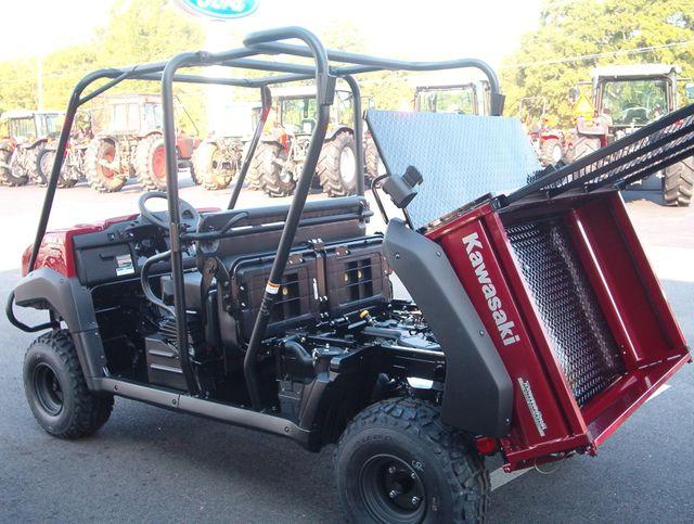 2020 Kawasaki Mule 4010 Trans 4x4 in Madison, Georgia 30650