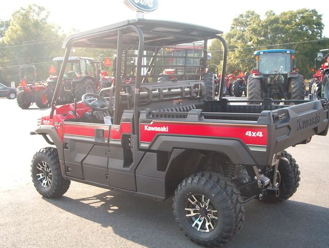 2020 Kawasaki Mule Pro FX LE in Madison, Georgia 30650