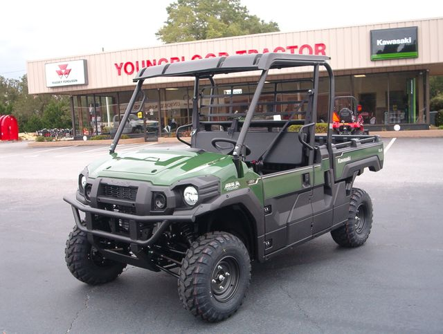 2020 Kawasaki Mule Pro FX in Madison, Georgia 30650