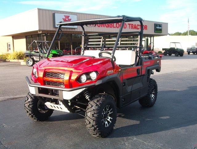 2020 Kawasaki Mule Pro FXR in Madison, Georgia 30650