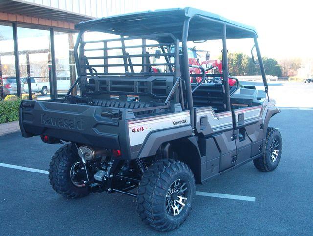 2020 Kawasaki Mule Pro-FXT Ranch in Madison, Georgia 30650