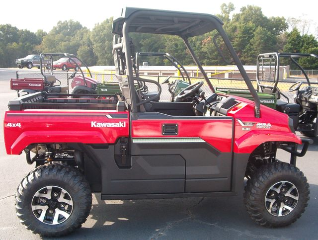 2020 Kawasaki Mule Pro MX LE in Madison, Georgia 30650
