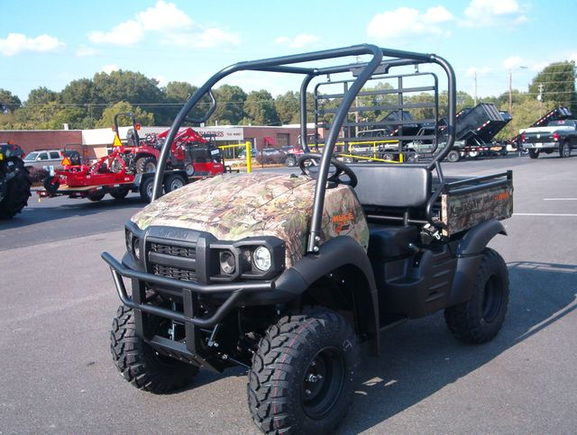 2020 Kawasaki Mule SX XC Camo in Madison, Georgia 30650