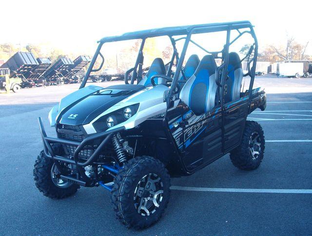 2020 Kawasaki TERYX4 LE in Madison, Georgia 30650