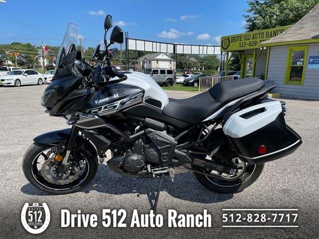2020 Kawasaki Versys 650 ABS KLE650FLFA in Austin, TX 78745