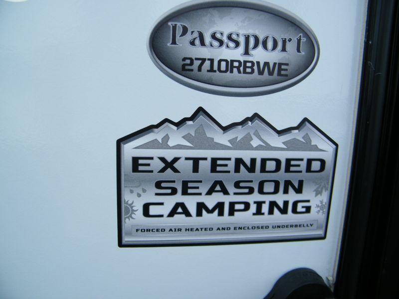 2020 Keystone Passport 2710RBWE  in Surprise, AZ