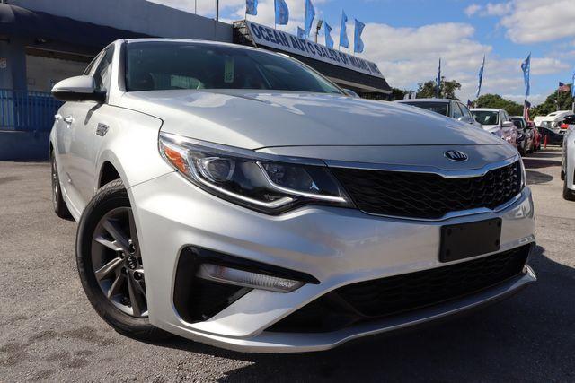 2020 Kia Optima LX in Miami, FL 33142