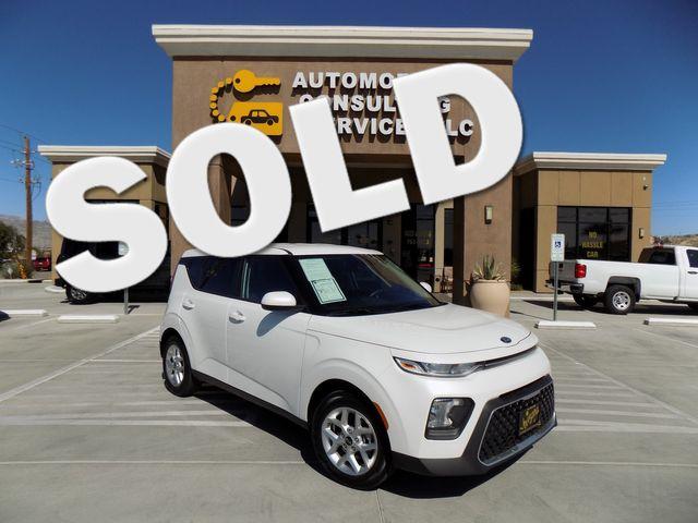 2020 Kia Soul S in Bullhead City, AZ 86442-6452