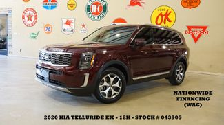 2020 Kia Telluride EX SUNROOF,NAV,HTD/COOL LTH,3RD ROW,12K,WE FINANCE in Carrollton, TX 75006