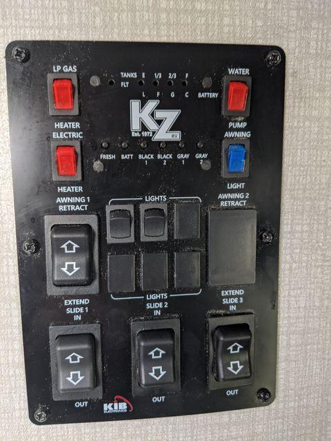 2020 Kz CONNECT C323RK in Mandan, North Dakota 58554