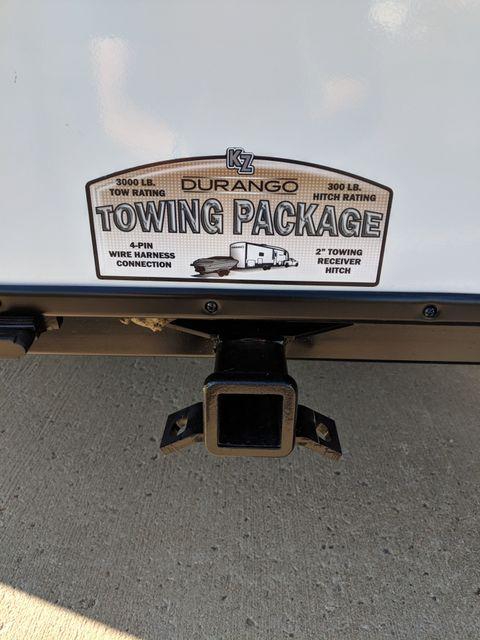 2020 Kz Durango Half Ton D256RKT Mandan, North Dakota 31
