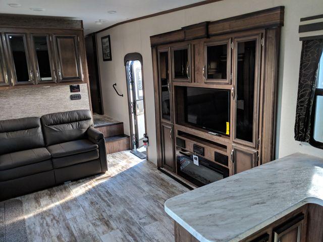 2020 Kz Durango Half Ton D256RKT Mandan, North Dakota 5