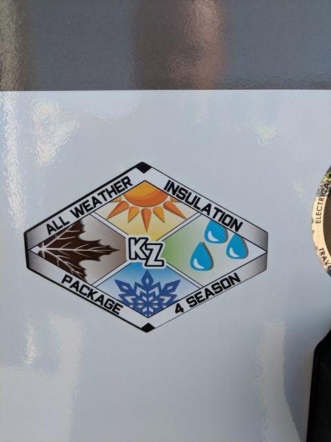 2020 Kz Durango D333RLT Mandan, North Dakota 3
