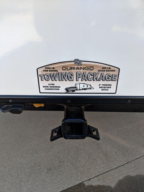 2020 Kz Durango D333RLT Mandan, North Dakota 46