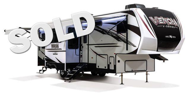 2020 Kz Venom V-Series V3411TK Mandan, North Dakota 0