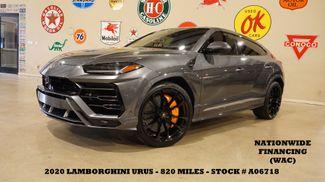 2020 Lamborghini Urus MSRP 249K HUD,ROOF,NAV,360 CAM,BLK 23'S,820 MILES in Carrollton, TX 75006