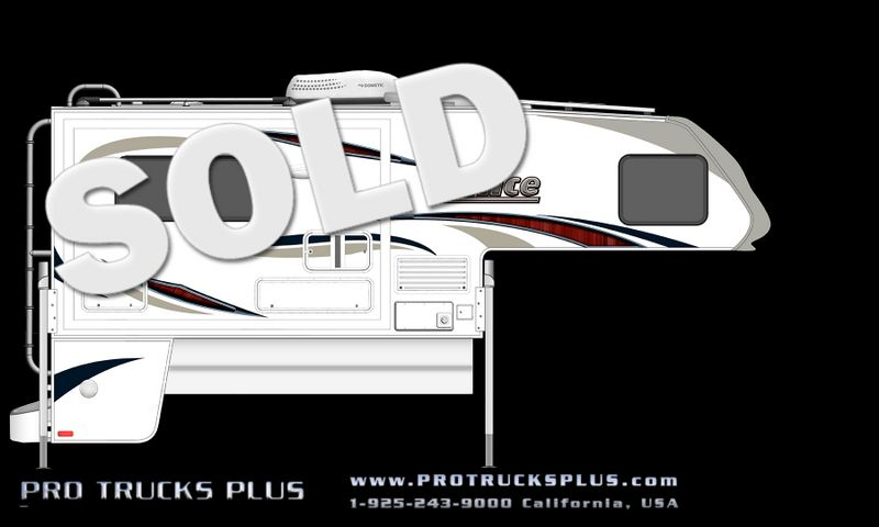 1062 Lance 2020 Truck Camper Long Bed   in Livermore California