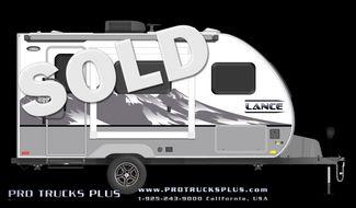 1475 Lance 2020 Travel Trailer - 14'10