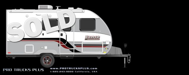 1575 Lance 2020 Travel Trailer - 15'9