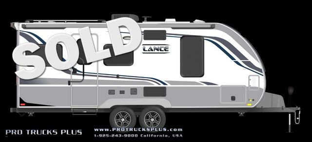2075 Lance 2020 Travel Trailer   in Livermore California